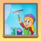 Frühjahrsputz: Fit mit Fensterputzen