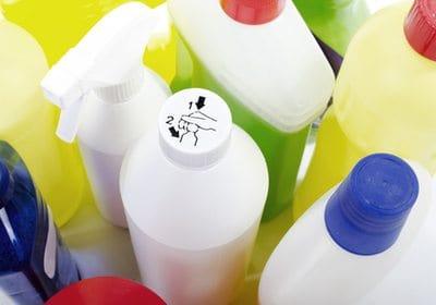 Beim Putzen auf die Umwelt achten