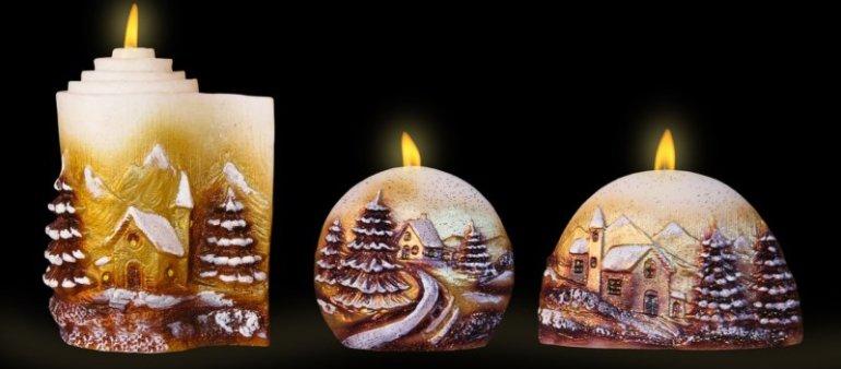 Erhöhte Brandgefahr während der Adventszeit
