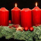 Brandgefahr während der Adventszeit