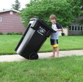 80 Kilogramm Lebensmittel wandern jährlich in den Müll